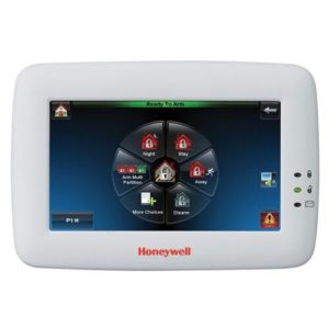 Honeywell Alam KeyPad San Antonio Texas