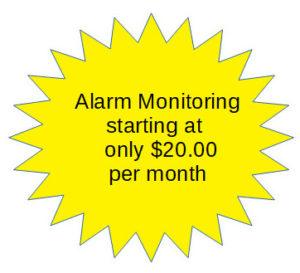 Alarm Monitoring San Antonio