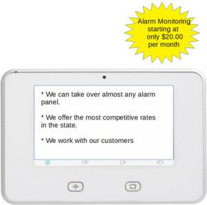 Alarm System Monitoring San Antonio Texas