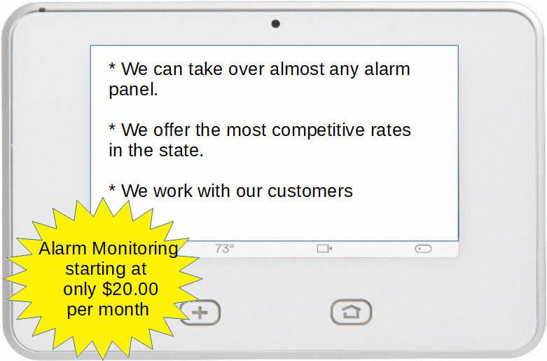 San Antonio Alarm Monitoring